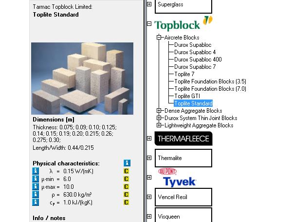 BuildDesk U - materials